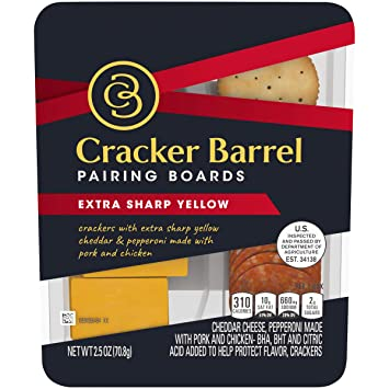 cracker barrel biscuit nutrition value