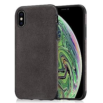 coque iphone xs max gris