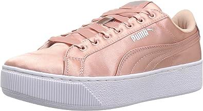 PUMA Women's Vikky Platform En Pointe Sneaker