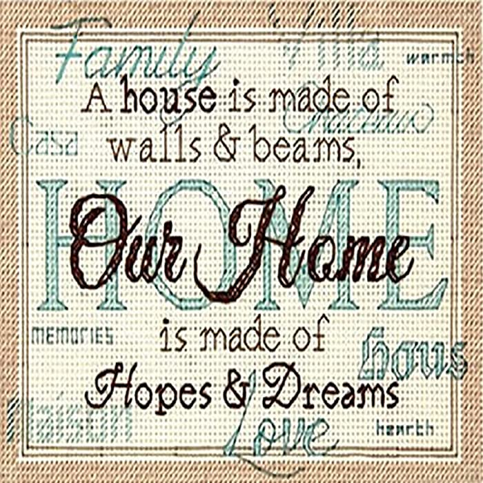 The Best Welcome Home Crossstitch