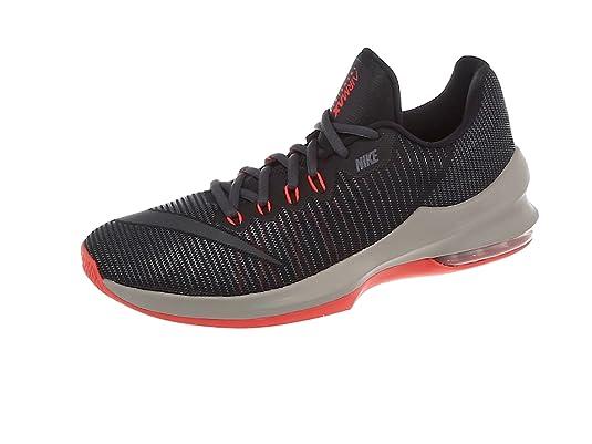 Nike Air Max Infuriate 2 Low, Zapatillas de Baloncesto para Hombre ...