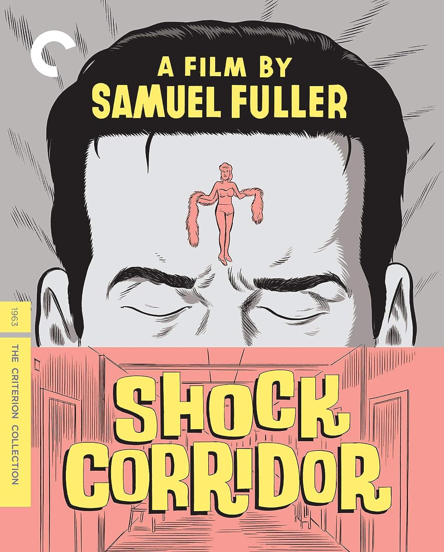 Shock Corridor - Cover
