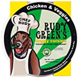 Rudy Greens Doggy Cuisine Chicken And