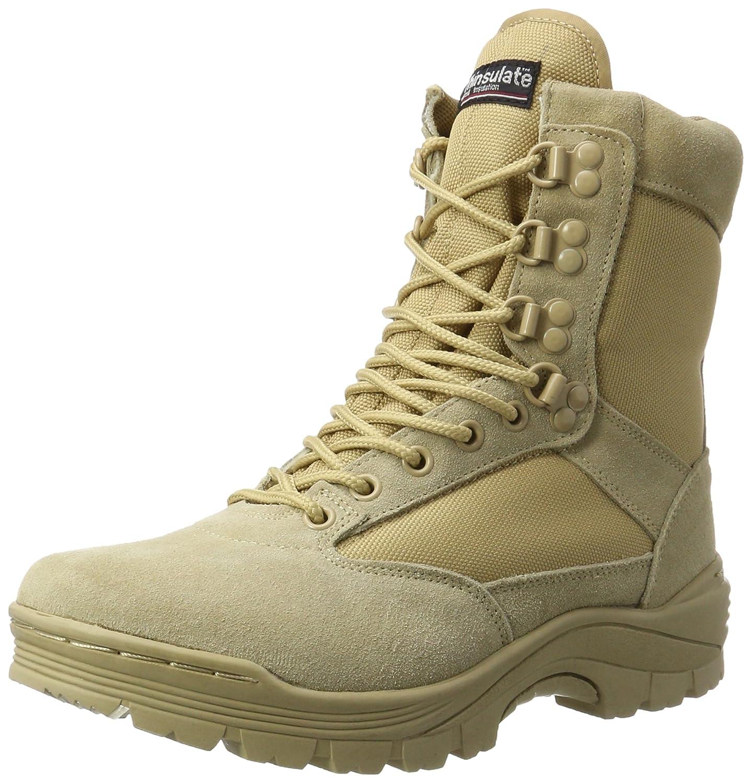 normani Tactical Boot mit YKK-Zipper DR-Sicherheitssysteme 12822104-008