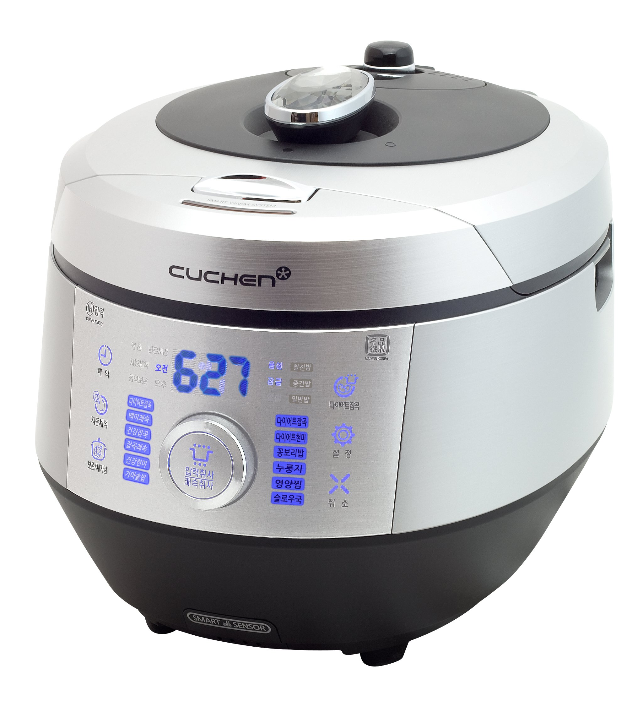 CUCHEN Classic IH Pressure Rice Cooker & Warmer 10cup CJH-PA1000 110V
