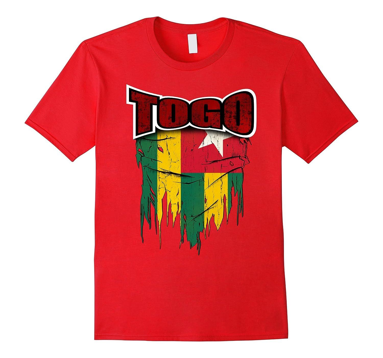 Tap out Togo tshirt-FL