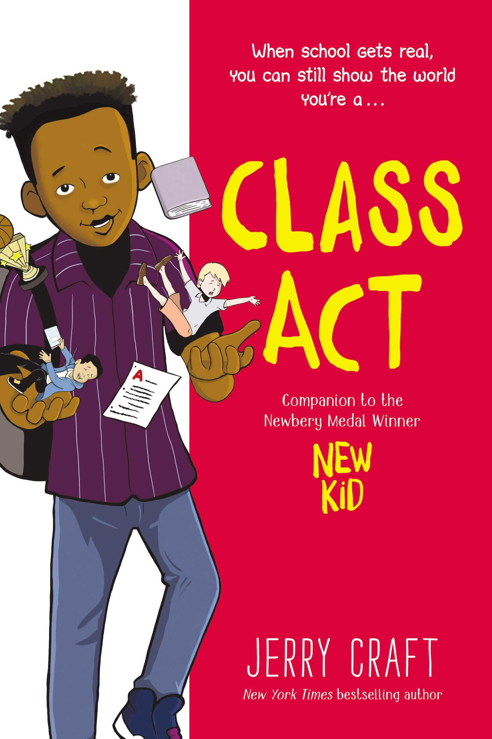 Class Act: Craft, Jerry, Craft, Jerry: 9780062885500: Amazon.com: Books
