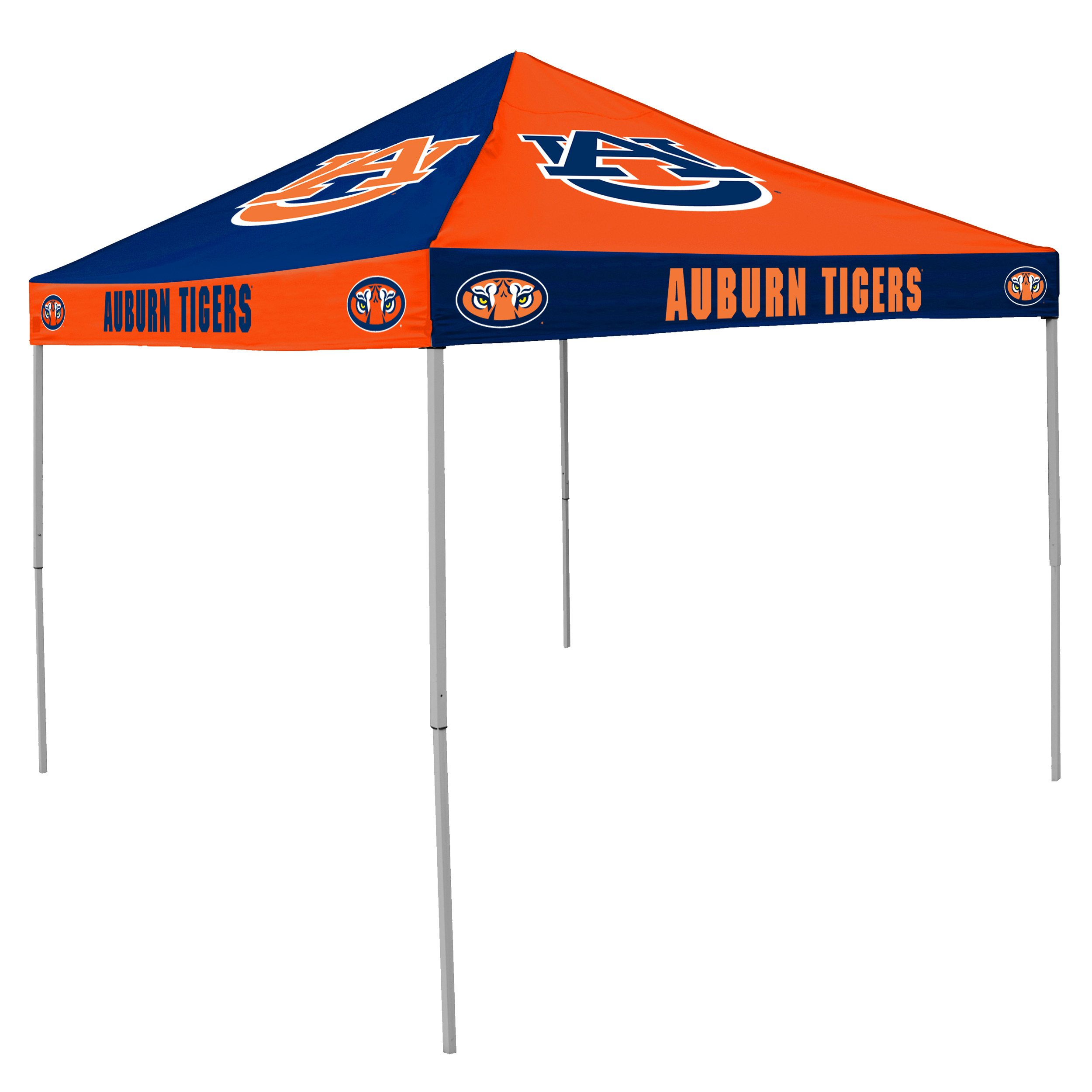 NCAA Auburn Tigers Checkerboard Tent by Logo Brands