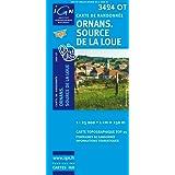 3424OT ORNANS/SOURCE DE LA LOUE