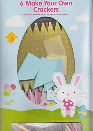 2 packs of make your own easter crackers 6 crackers 2 packs of make your own easter crackers 6 crackers accessories solutioingenieria Images