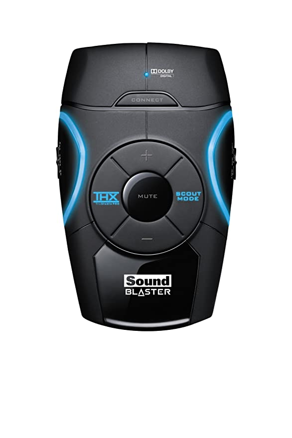 Amazon.com: Creative Sound Blaster Recon3D – Tarjeta de ...