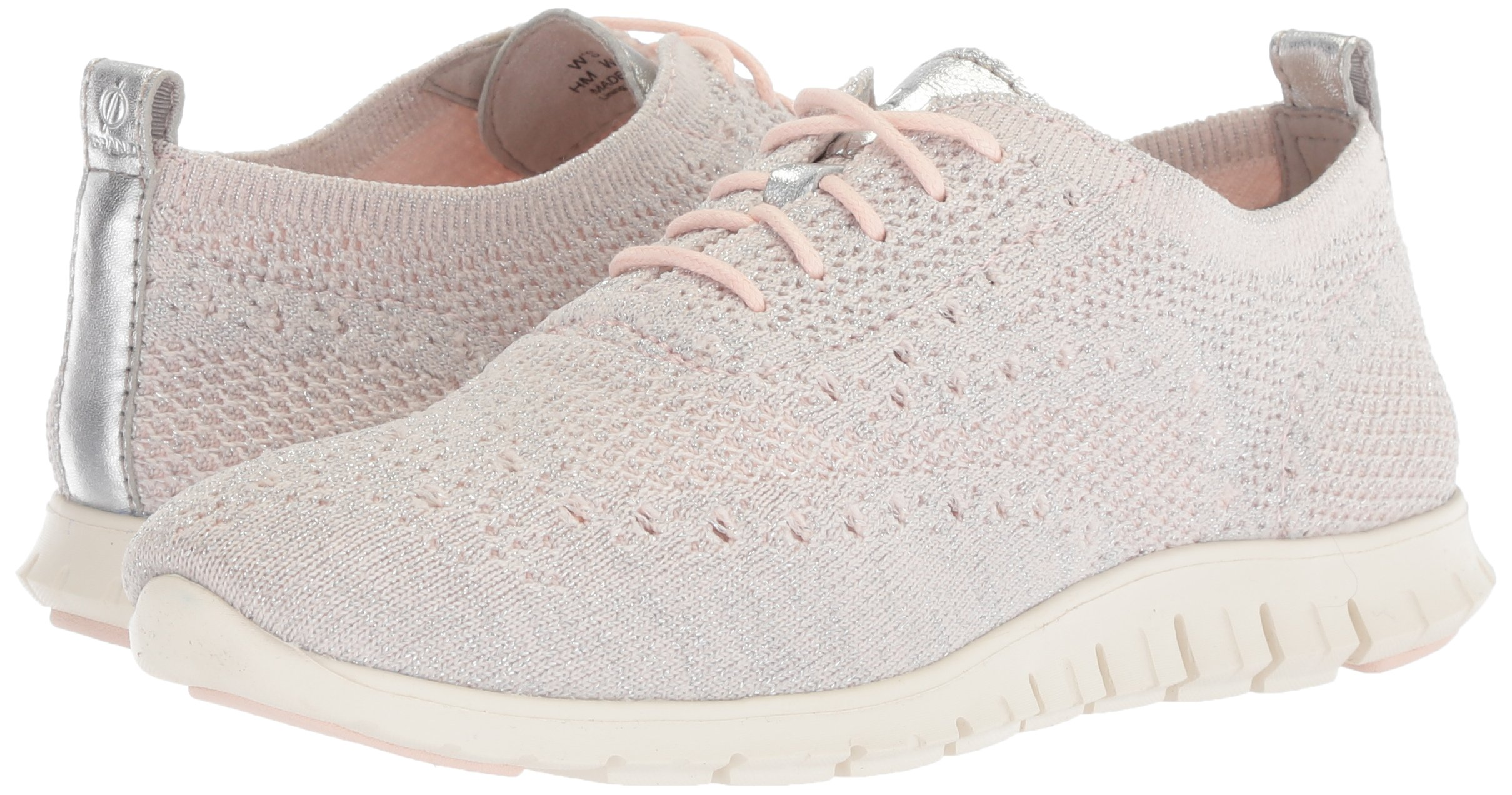 Cole Haan Women's Zerogrand Stitchlite Oxford, Peach Blush, 8.5 B US by Cole Haan (Image #6)