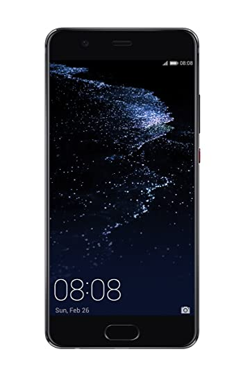 Huawei P10 Plus Smartphone (13,97 cm (5,5 Zoll) Touch-Display, 64 GB Interner Speicher, Android 7.0) Graphite Black
