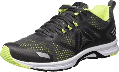 Reebok Ahary Runner, Zapatillas de Running para Hombre, Gris (Ash Grey/Electric Flash/Silver/White), 46 EU: Amazon.es: Zapatos y complementos