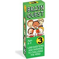 Brain Quest Grade 3, revised 4th edition: 1,000 Questions and Answers to Challenge the Mind (Brain Quest Decks)
