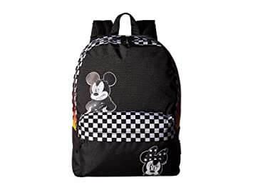 e6a2b1f8f99 Vans x Disney Mickey Mouse 90th Anniversary Realm Backpack (Black)