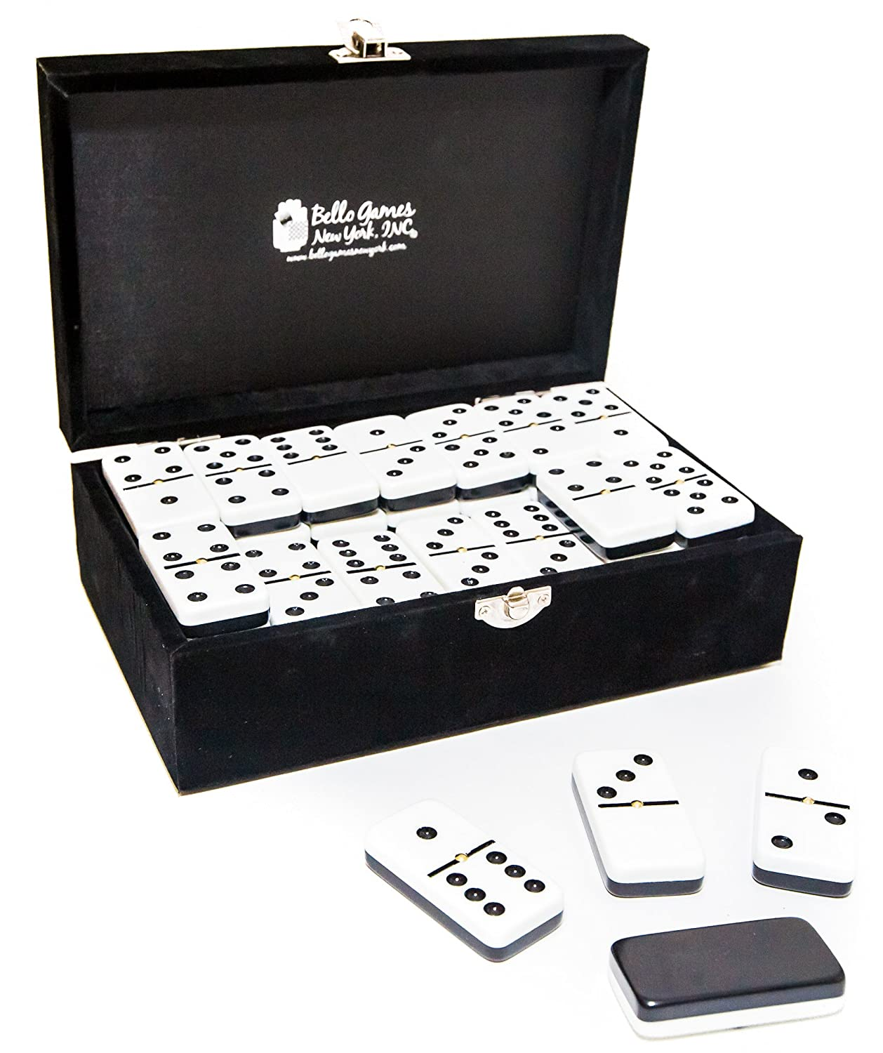贅沢品 Garment District Professional Double Nine Garment Professional Jumbo Size District Dominoes Set B074T4S1RS, 若葉亭オンラインショップ:346f4152 --- ciadaterra.com