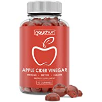 Apple Cider Vinegar Gummies For Weight Loss For Women - Detox Natural Weight Loss Gummies Supplements - ACV Gummies Superfood Bloating Relief Appetite Suppressant Diet Foods Belly Fat Burner For Women