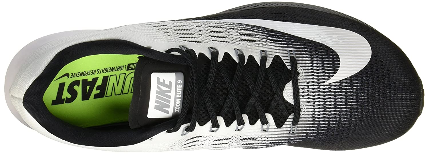 Nike Men s Air Zoom Elite 9 Running Shoes  Amazon.co.uk  Shoes   Bags 35aa33a248df0