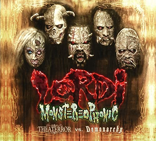Lordi - Monstereophonic: Theaterror Vs. Demonarchy (Limited Edition)