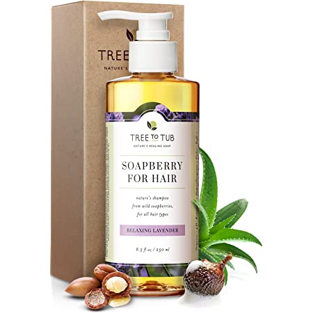 Tree to Tub Dry Hair Shampoo