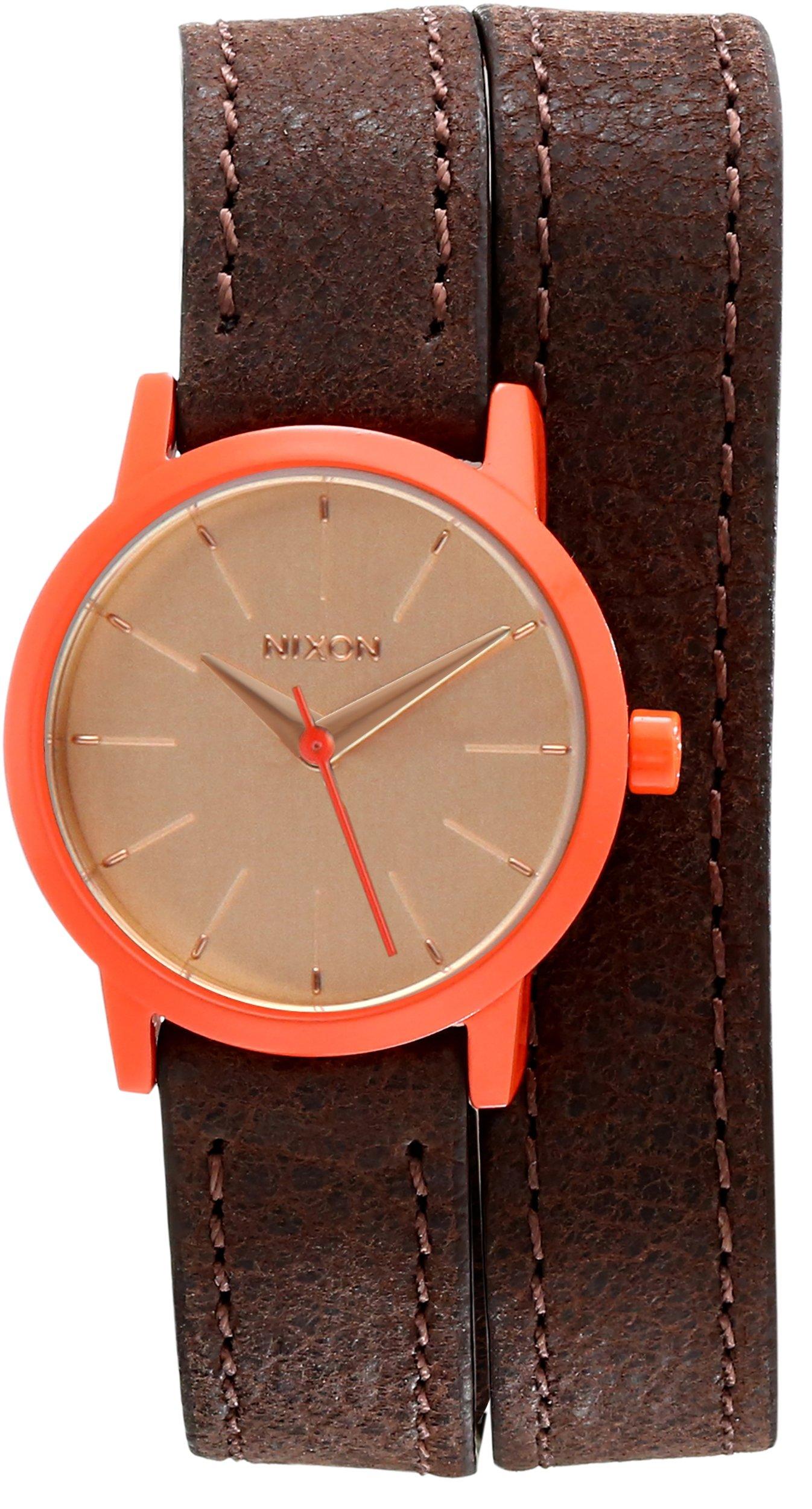 Nixon Women's A4031655 Kenzi Wrap Watch