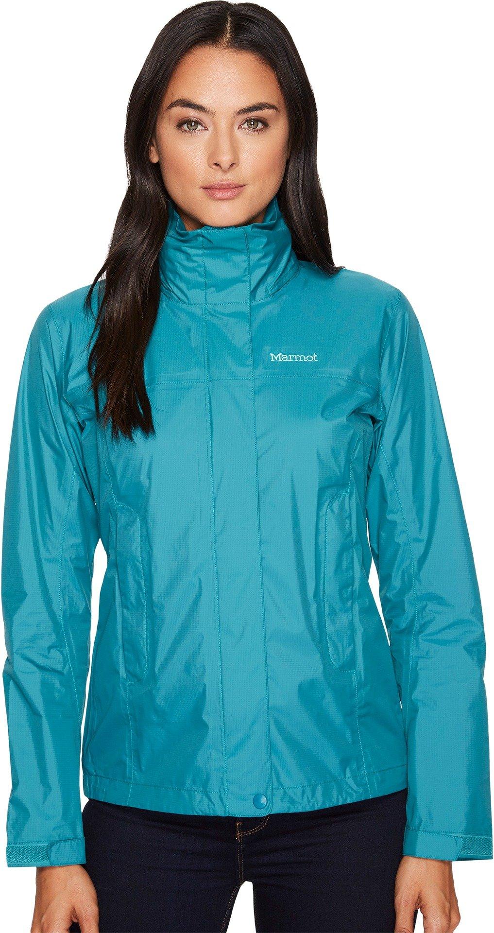 Marmot Women's PreCip Jacket Deep Lake Medium