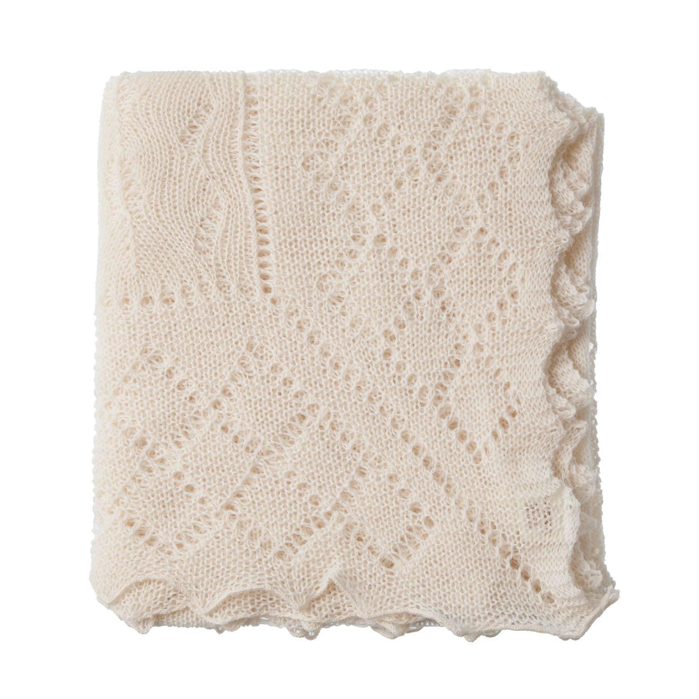 The Wool Company Pure Wool Baby Shawl: Amazon.co.uk: Baby