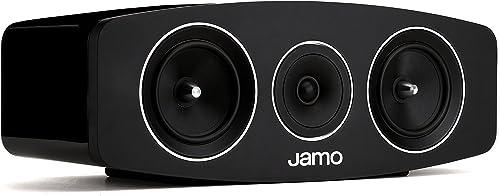 Jamo C10 CEN Gloss Black Center Channel Speaker