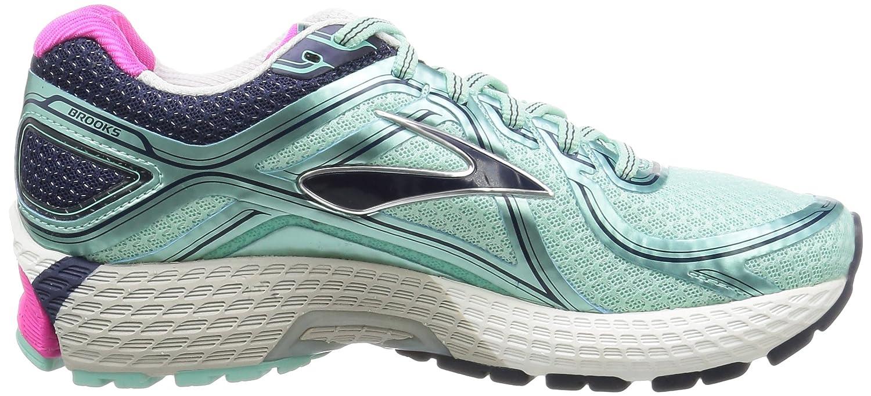 Brooks Adrenaline GTS 16, Chaussures de Running Compétition Homme, Noir (Schwarz), 42 EU