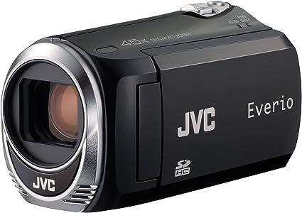 Amazon.com : JVC GZ-MS110B Camcorder : Camera \u0026 Photo