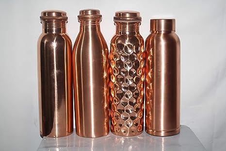 Amazon.com: 100% Pure Copper Handmade Ayurveda Yoga New ...