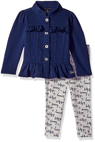 Amazon.com: Tommy Hilfiger - Juego de 2 chaquetas para bebé ...