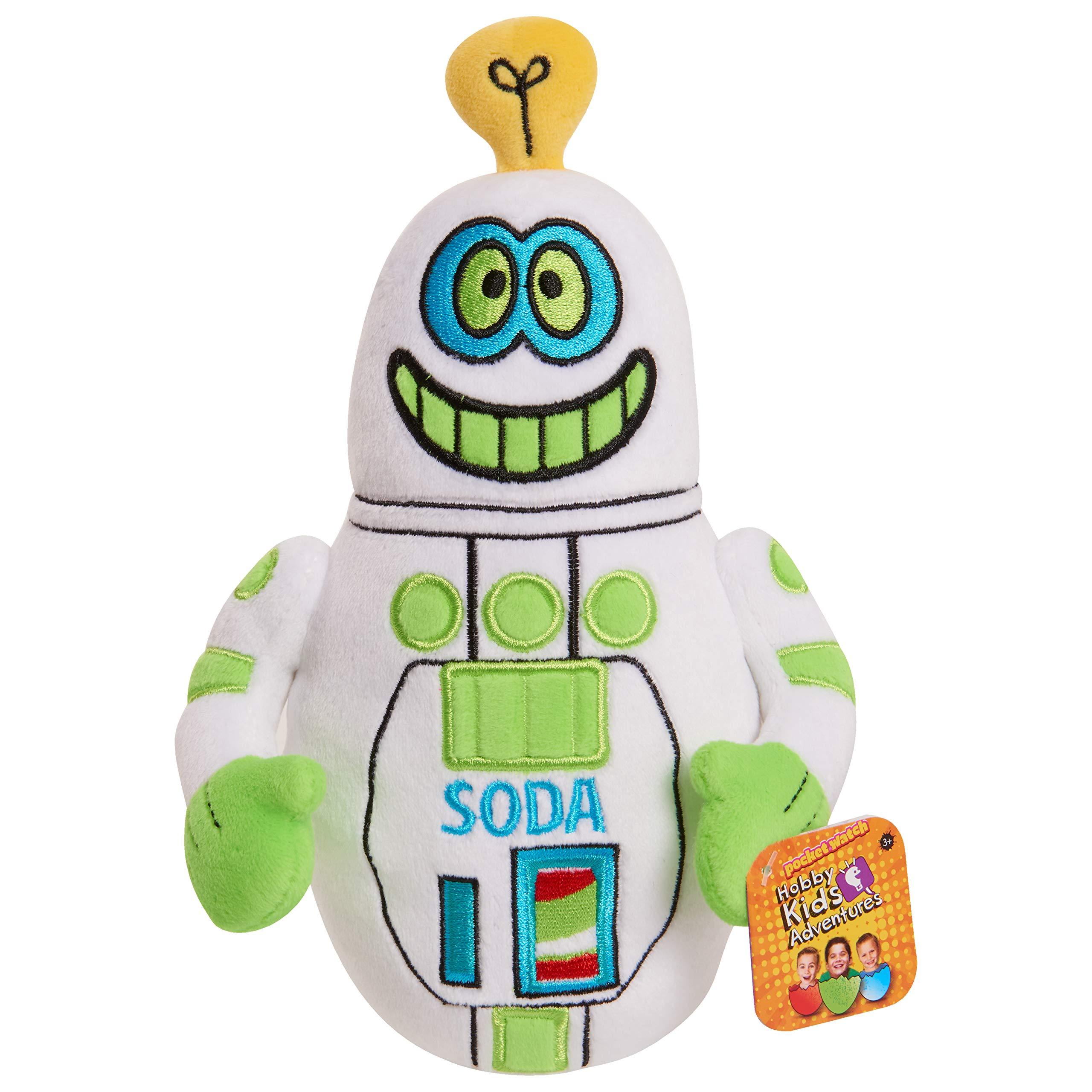 HobbyKids Plush - Robot