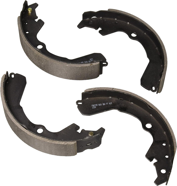 REAR Bosch BS785 Blue Drum Brake Shoe Set for Pontiac 2003-08 Vibe; Toyota 2003-08 Matrix 2007 Corolla