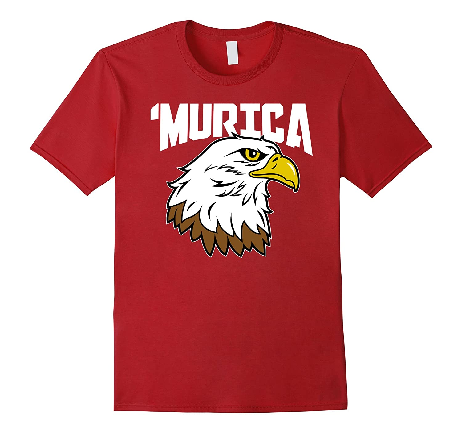American Citizen Gifts - Murica Eagle 4th of July USA Pride-PL
