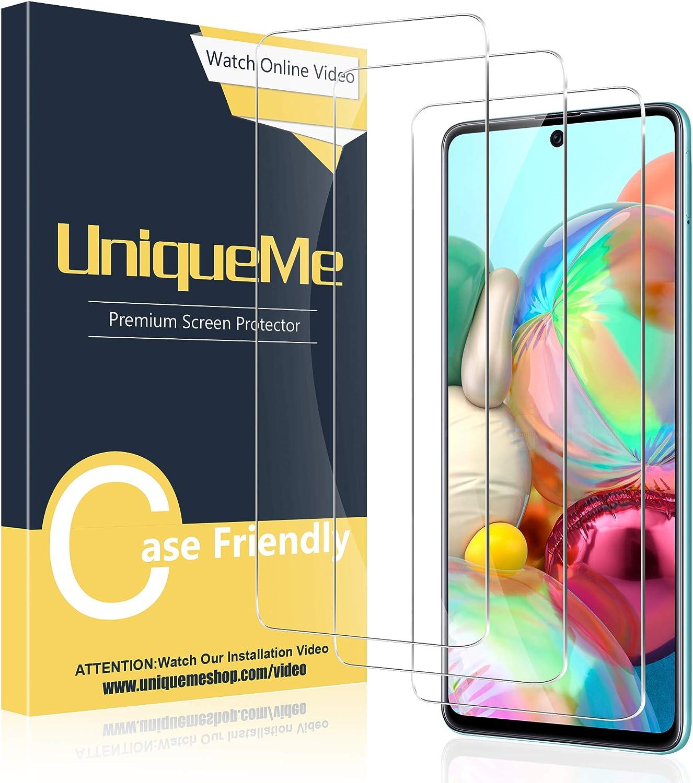 Protector de pantalla UniqueMe para Samsung Galaxy A71(3UN)