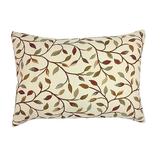 Decorative Lumbar Pillow Amazon Com
