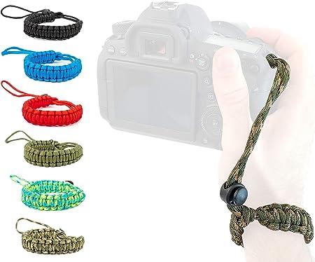 Lens Aid Handschlaufe Für Kamera Paracord Kordel Kamera