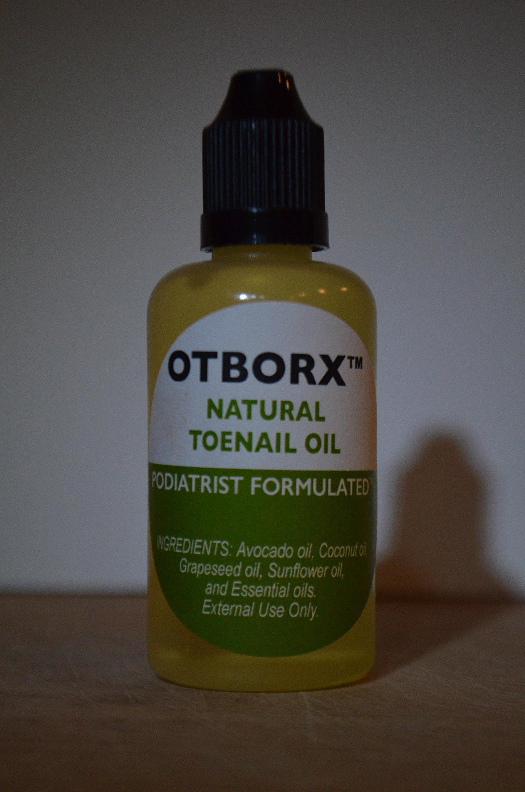 Natural Toenail Oil