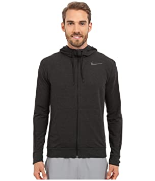 81804f6e3b Nike Men's Dri-Fit Training Full Zip Fleece Hoodie: Nike: Amazon.co ...