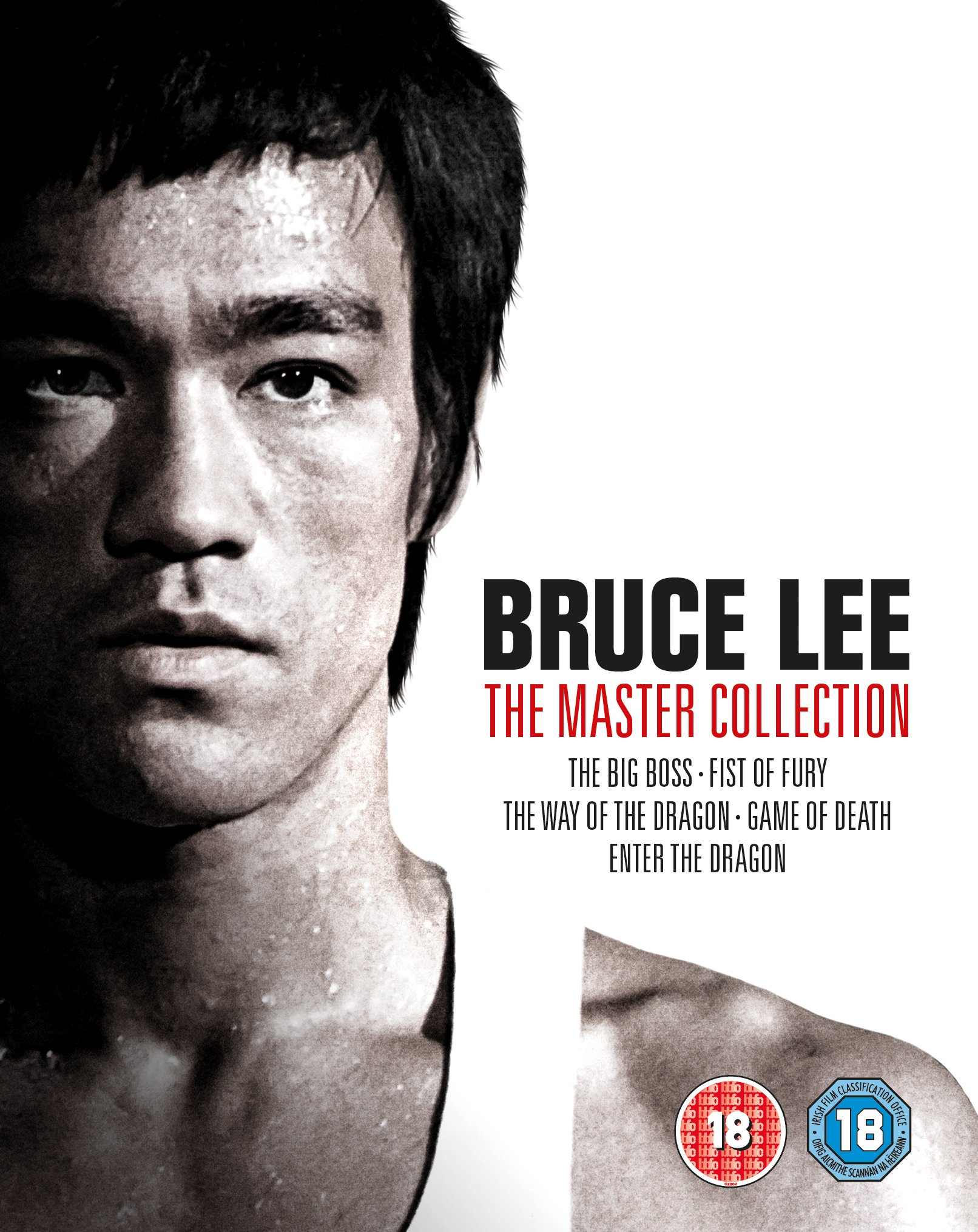 Bruce Lee The Master Collection - BD + bonus DVD [Blu-ray]