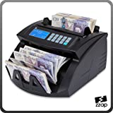The ZZap NC20i Banknote Counter & Counterfeit Detector - Counts 1000 banknotes per minute, batch counting, 5-fold counterfeit detection and more!