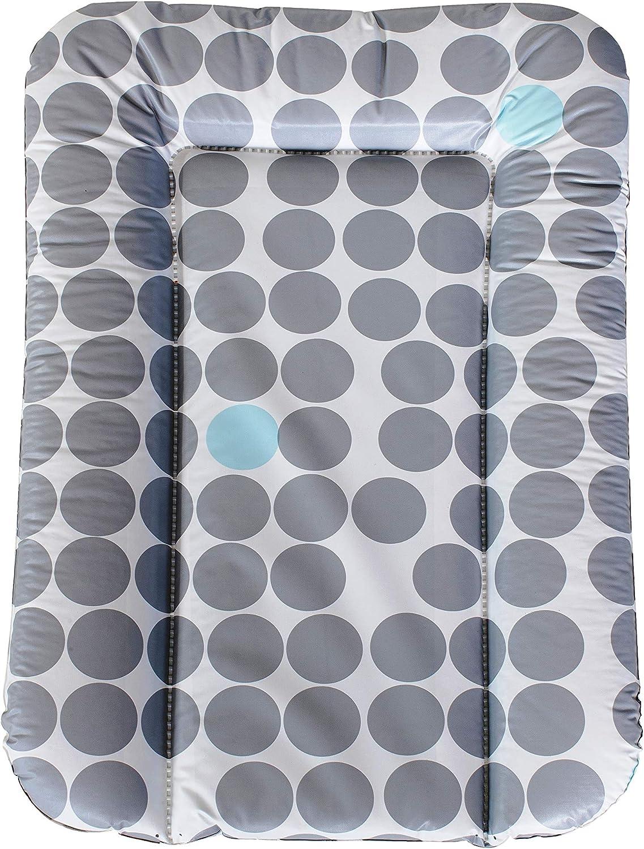 Blanc 52 x 75 cm coloris Geuther Matelas /à/Langer souple