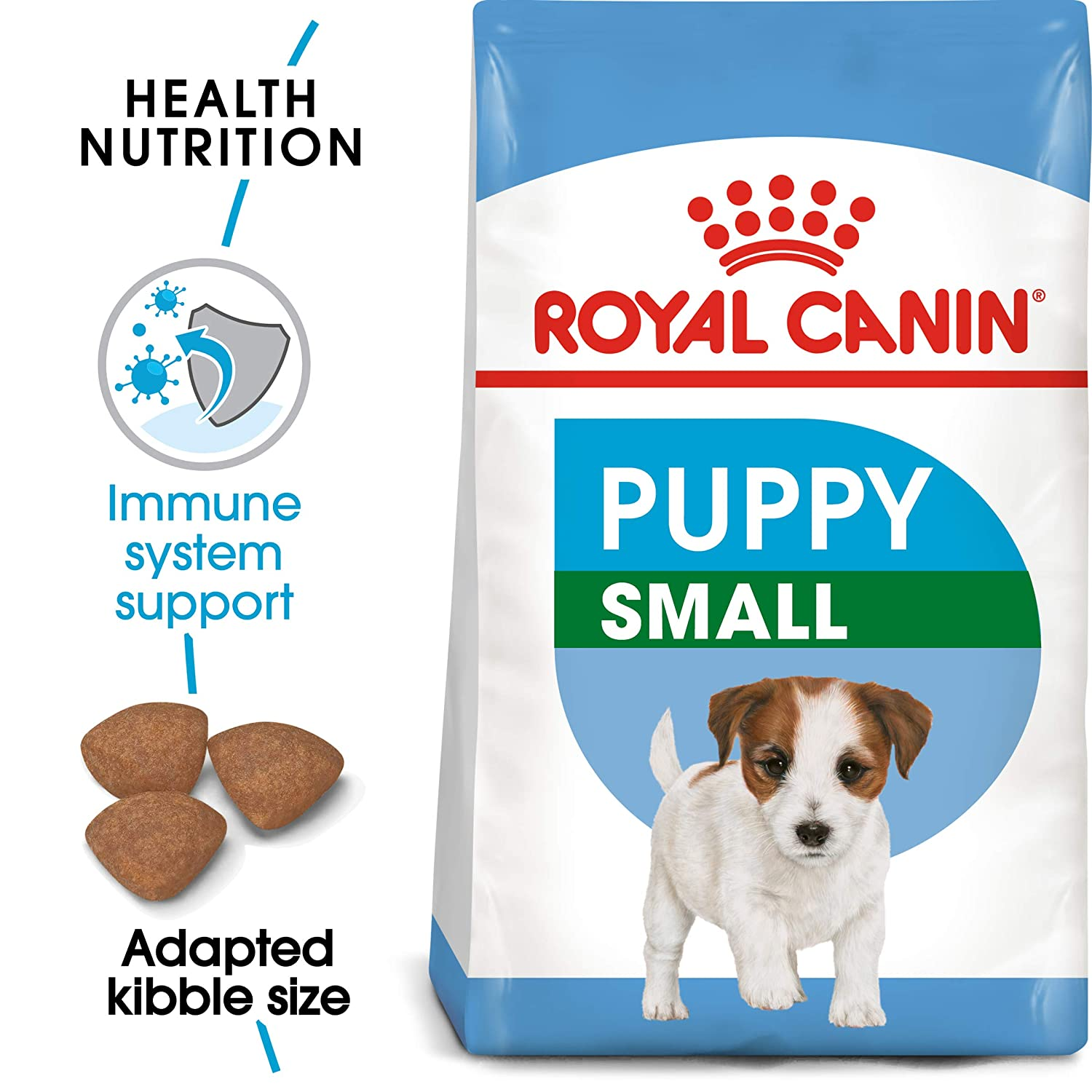 2. Royal Canin Size Health Nutrition Puppy Dry Dog Food