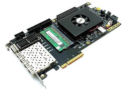 AXSOC XILINX FPGA Development Board Kintex-7 K7 XC7K325 PCIE