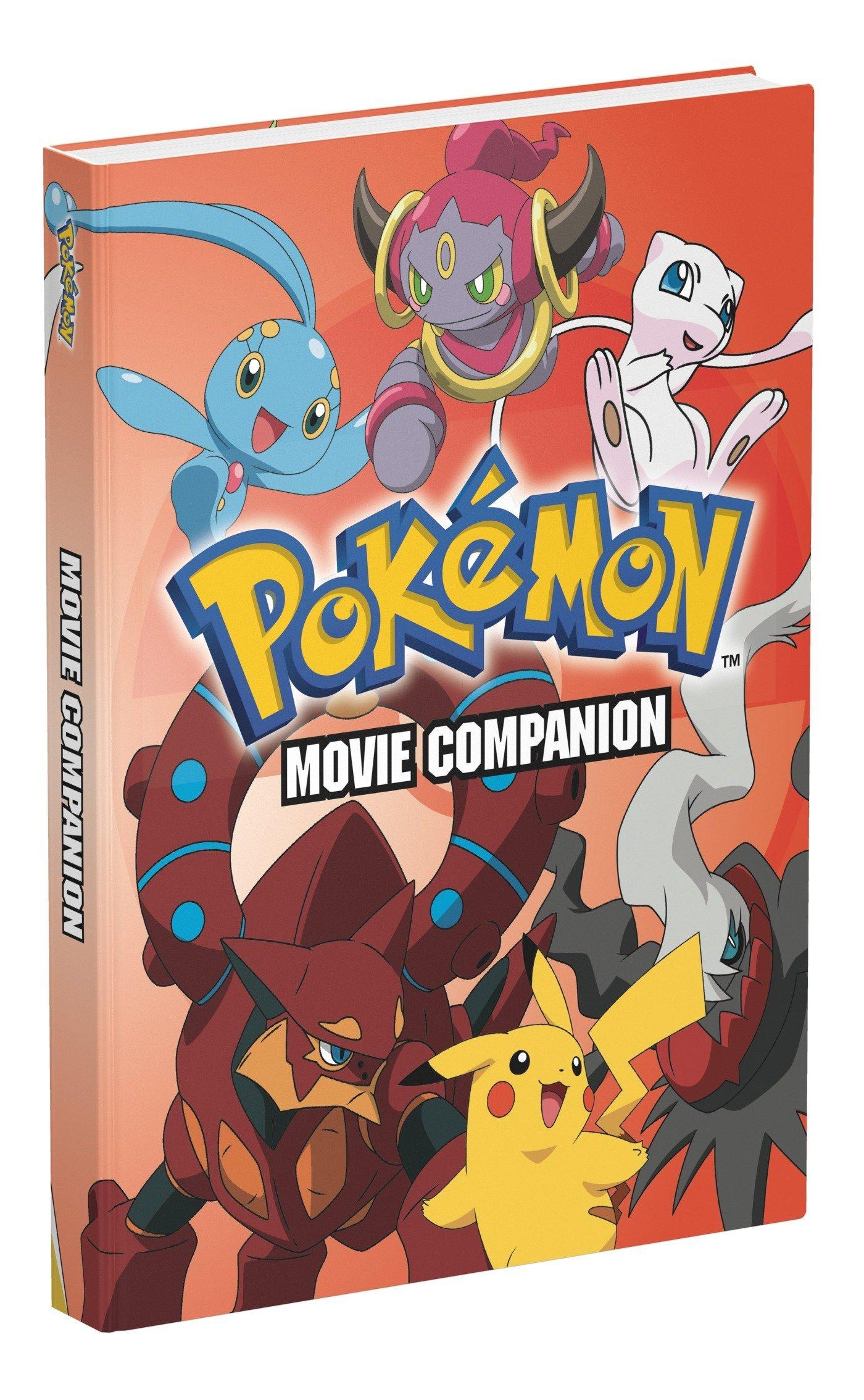 Pokémon Movie Companion pdf