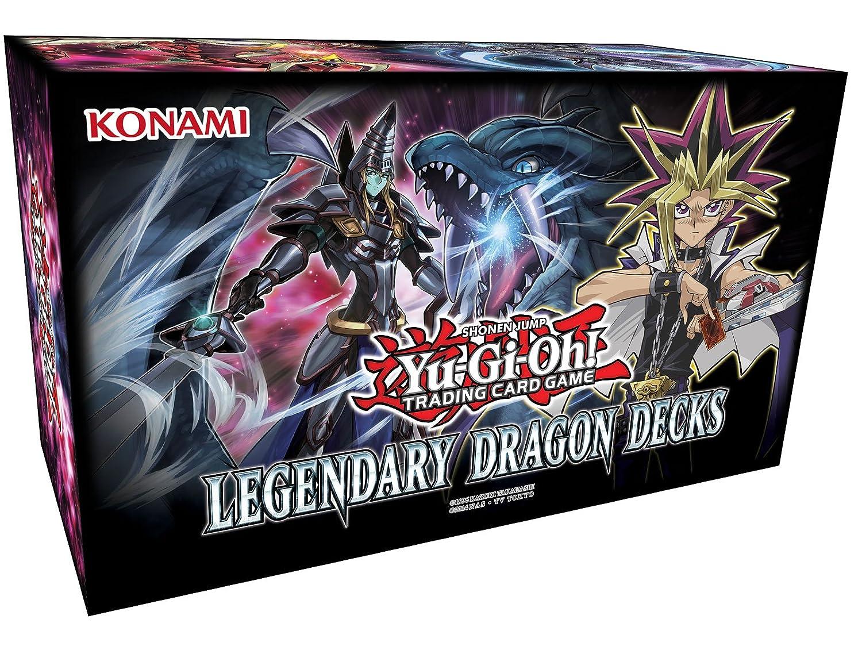 Yu-Gi-Oh! Legendary Dragon Decks Standard [Platform Independent
