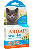 Quiko Ardap Spot on Tiques et Protection anti-puce - grand chat 4 à 8kg