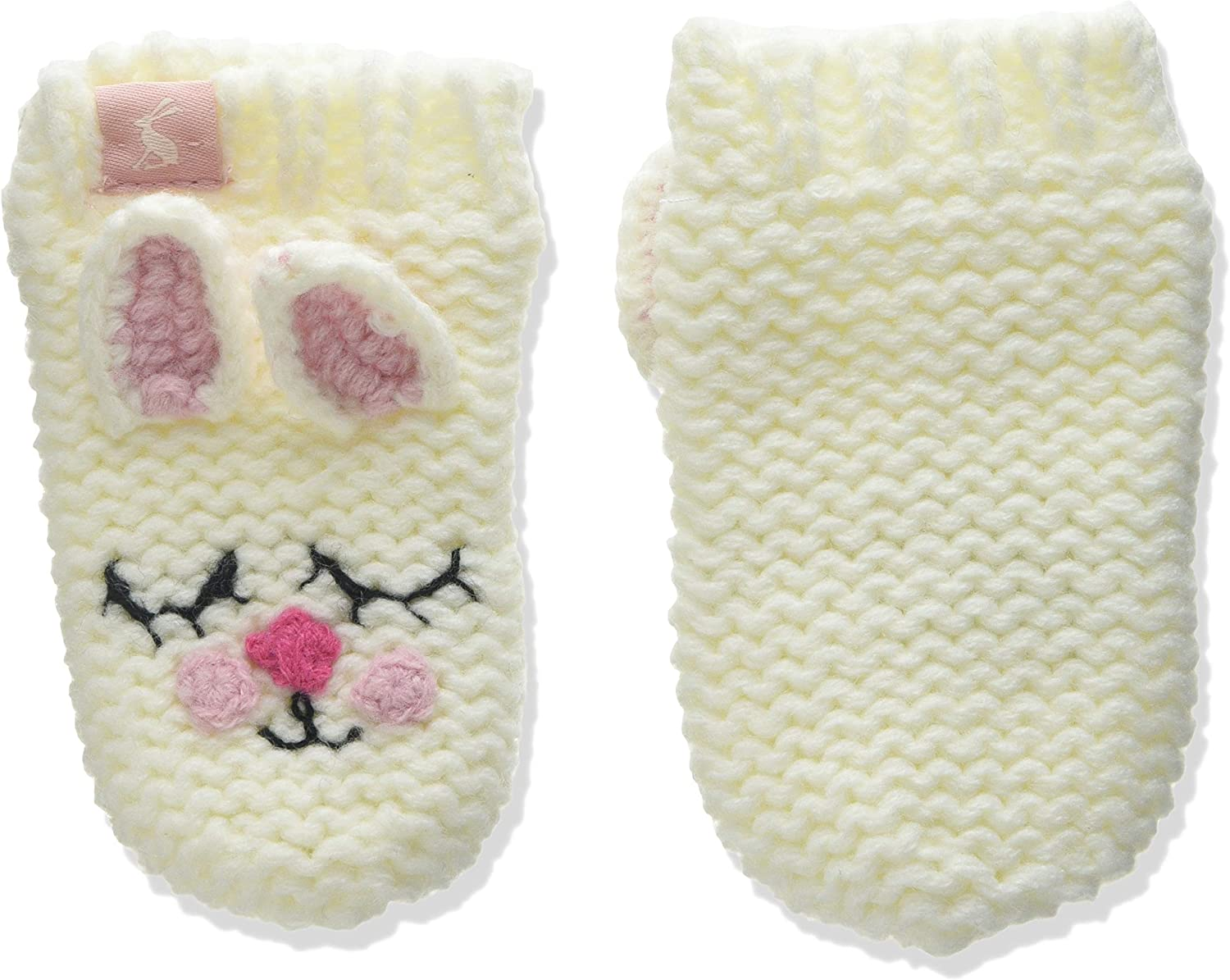 Joules Baby Chummy Character Mittens in FOX